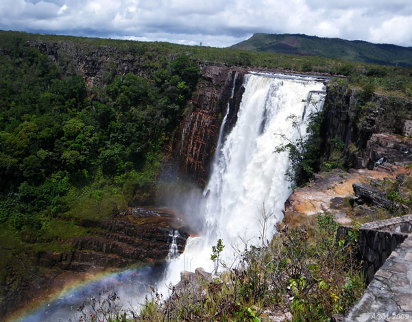 Gran Sabana Waterfalls 4