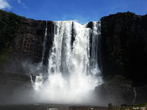 Gran Sabana Waterfalls 5
