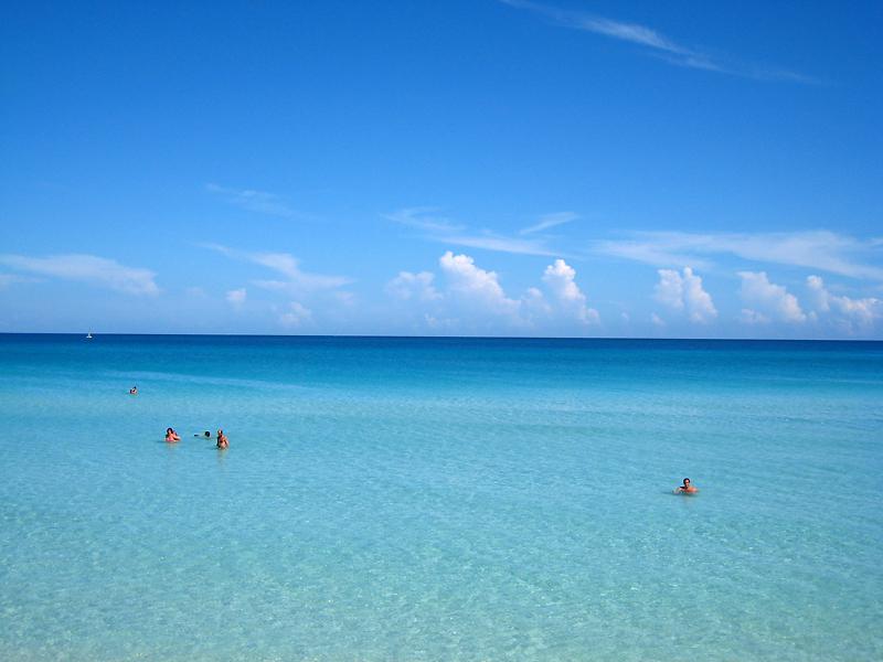 Кубинские каникулы. Отчёт :)