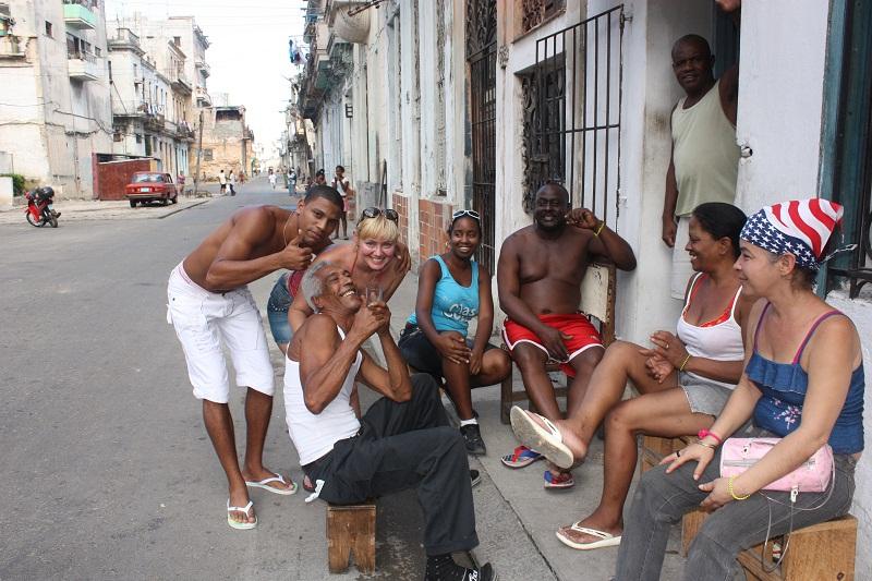 Куба фото местных проституток