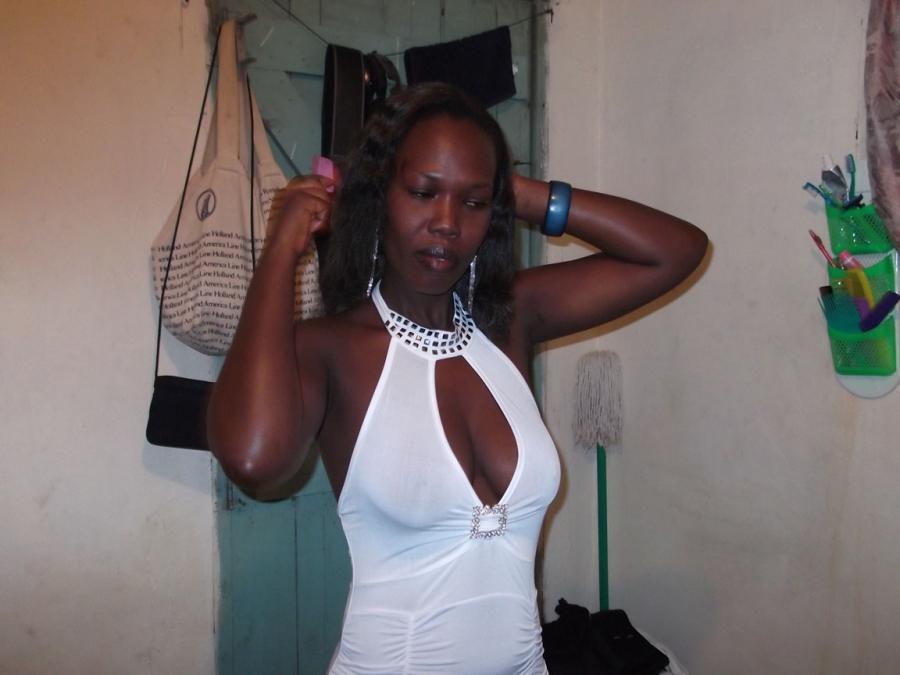 Секс на африканских деревнях