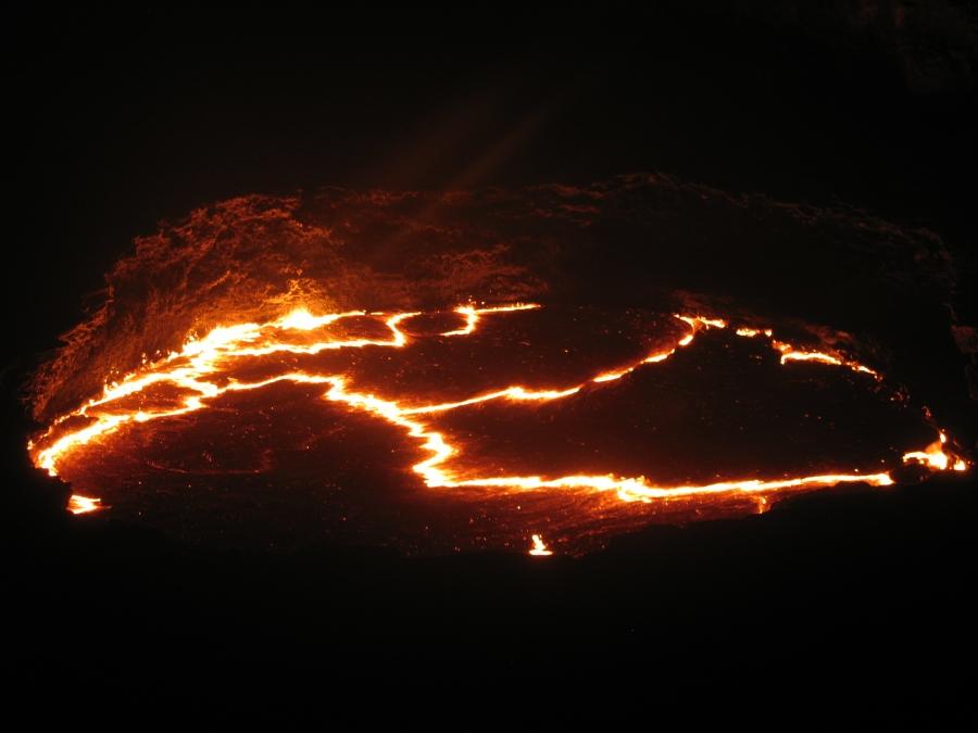 Вулканы Эфиопии Эрта-Але и Далол - был/собирался ли кто? Что скажете?
