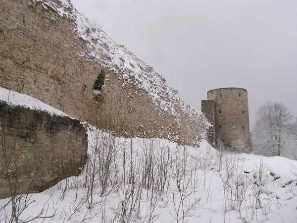 Копорье, Красный форт и крепости Псковской области с фото