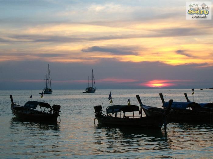 Ко Липе, Тайланд
