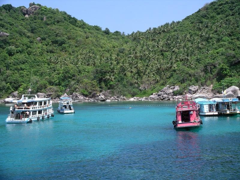 остров ко тао фото