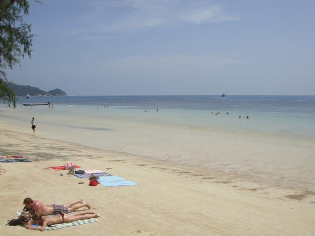 Пляжи Ко Тао 2010 (солнце, снорклинг, мотобайк)