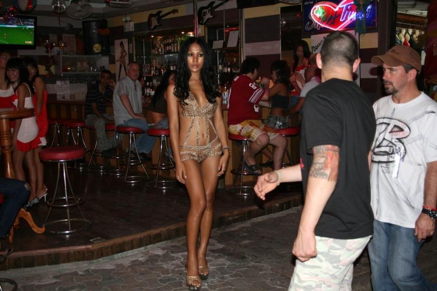 проститутки транс в тайланде