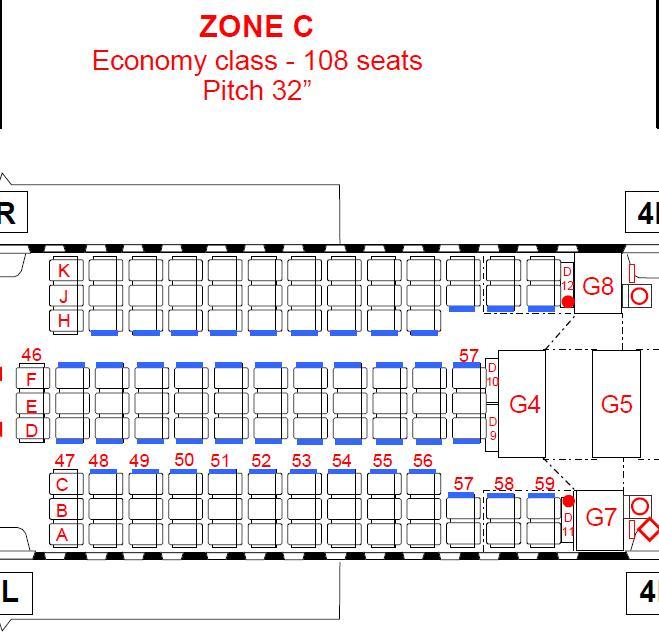 Лучшие места Thai Airways