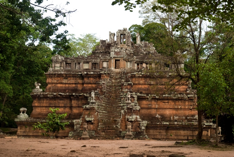 Обобщенная информация по храмам Ангкор
