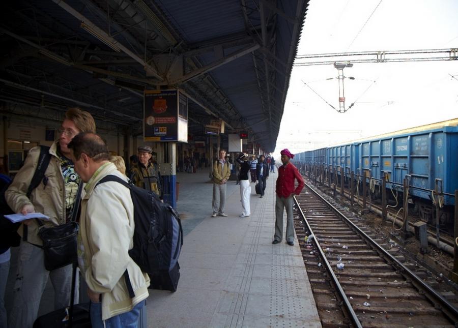 Вера кущ попала под поезд