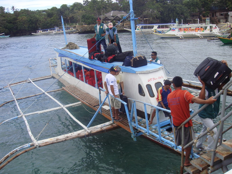 до скольки ходят лодки на боракай
