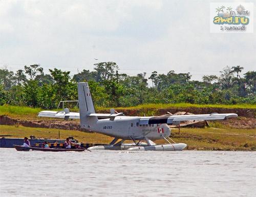 Выжить в джунглях Амазонки