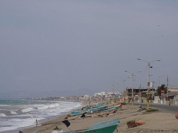 Пляжный отдых в Эквадоре