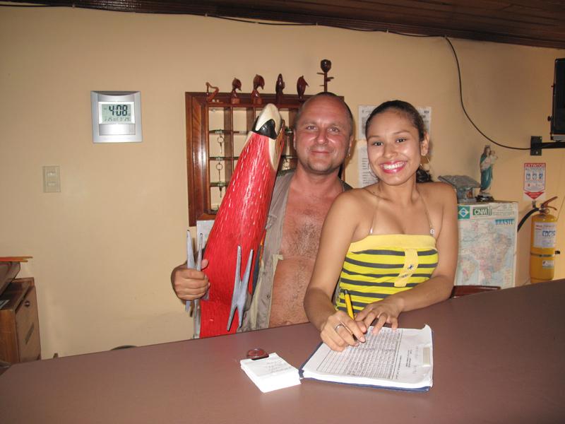 Летисия Колумбия
