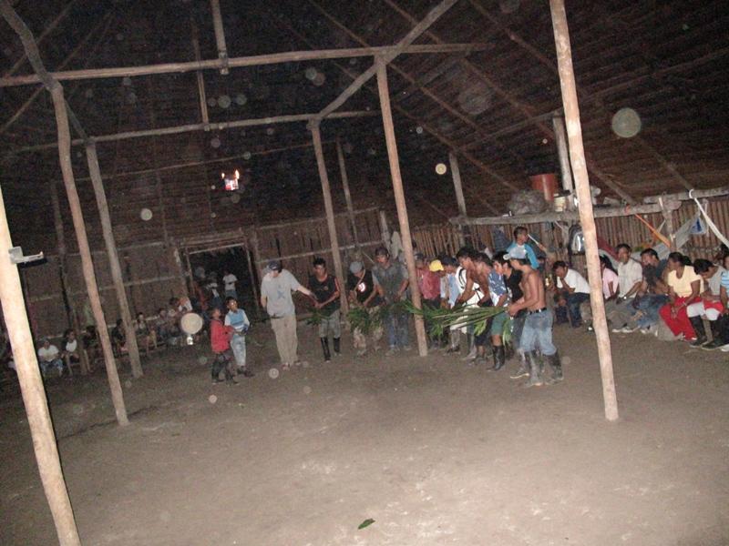 Шаманы в Колумбии