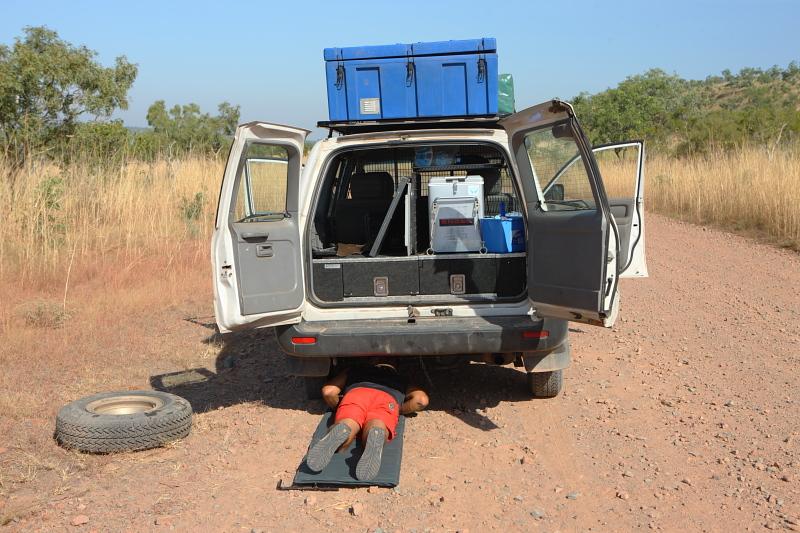 Путешествие по Австралии на машине