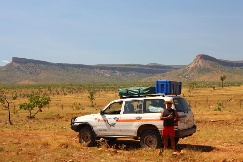 По Австралии на джипе. Австралийское сафари