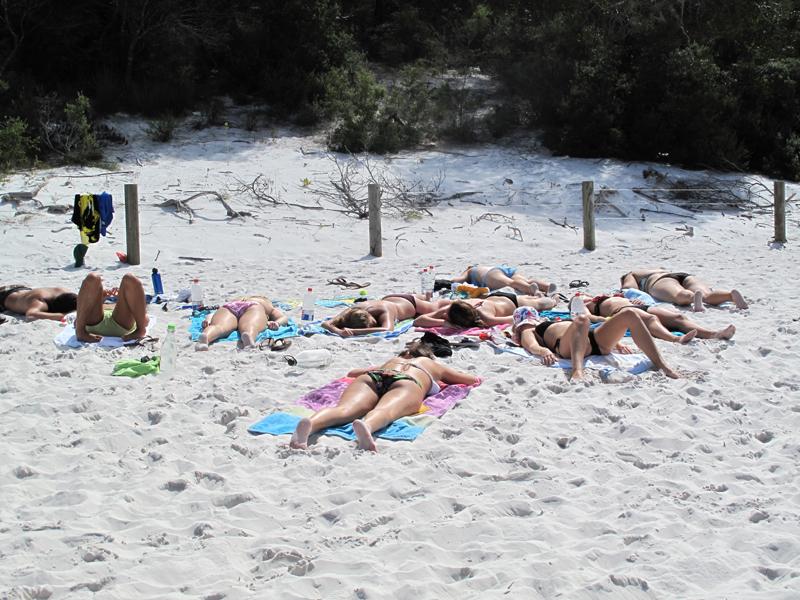 Остров Фрейзер австралия