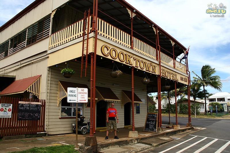 Крокодилы в Австралии