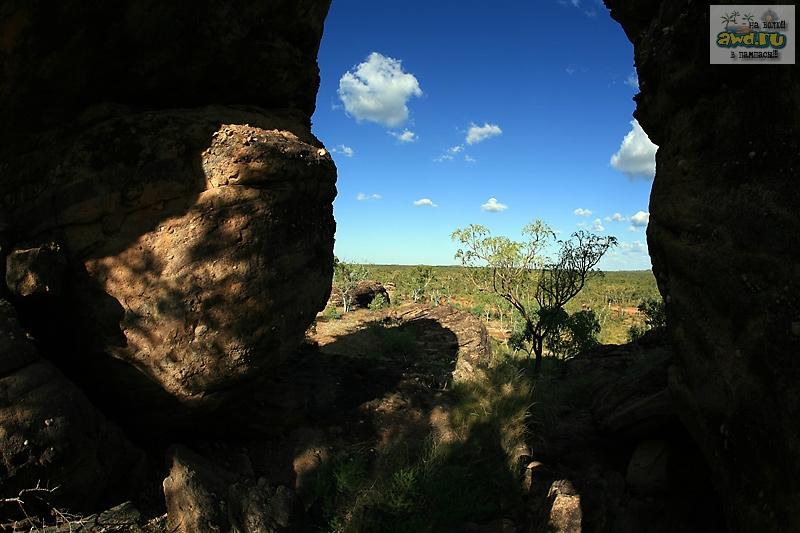 Север Австралии в поисках крокодилов