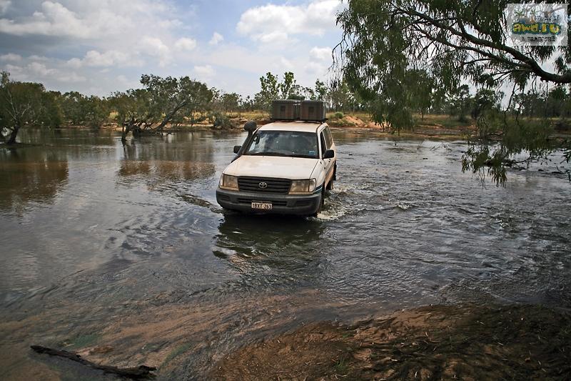 Дороги в Австралии
