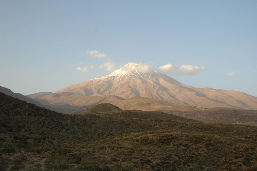 Восхождение на Демавенд + центральный Иран (+фото)