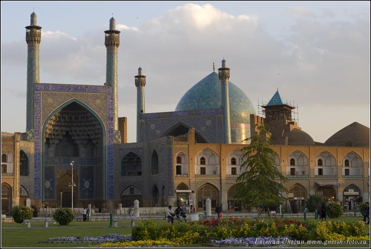 Классический Иран (май 2009) + подробный фотоотчёт.
