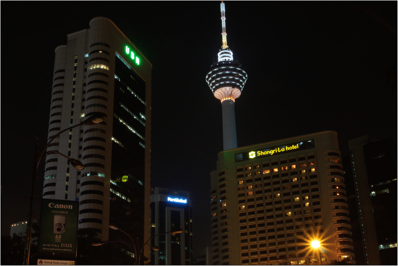 Куала-Лумпур - 2008 / фототраффик