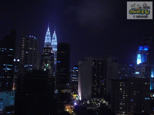 КЛ - Лангкави - Таман-Негара - Перхентианы - Сингапур