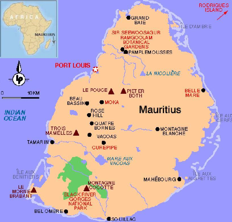 the political situation in mauritius essay