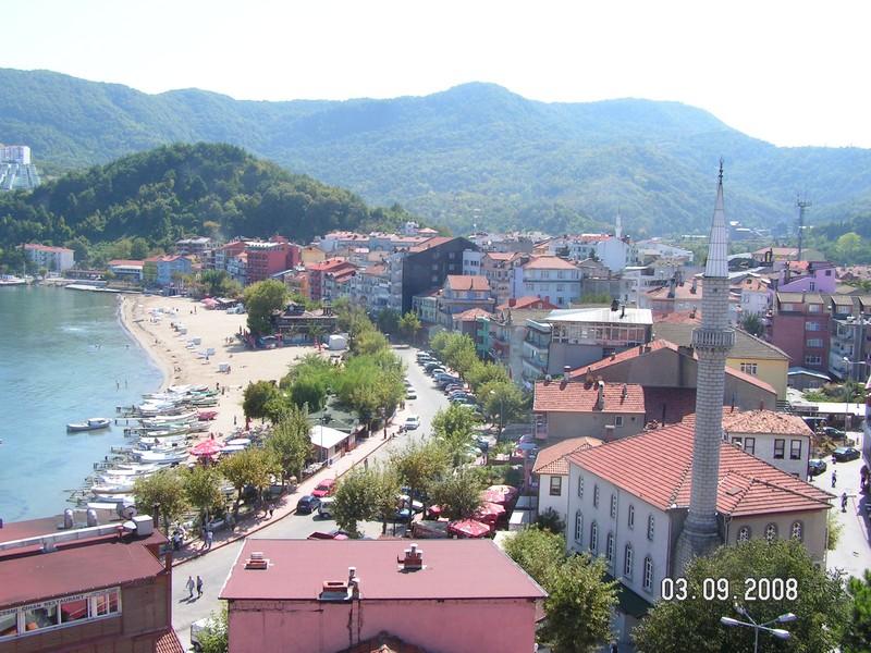Из Крыма в Турцию на яхте 31.08.2008-06.09.2008