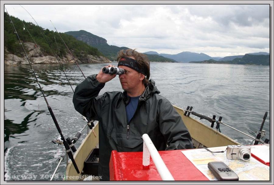 рыбалка в норвегии в августе видео
