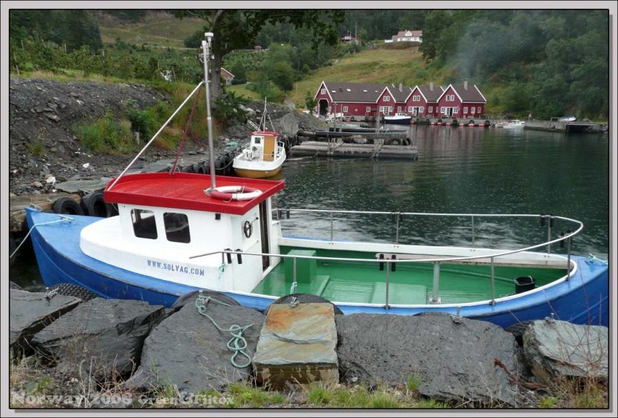 Продажа баркаса рыбацкого