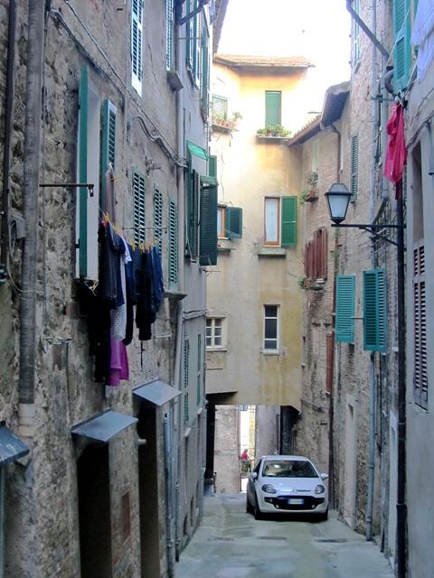 Случай в итальянской провинции