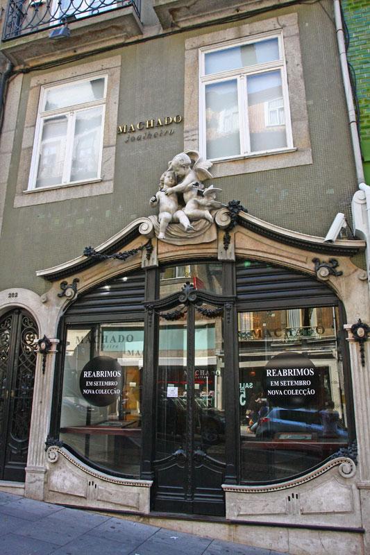 красивые фасады магазинов фото