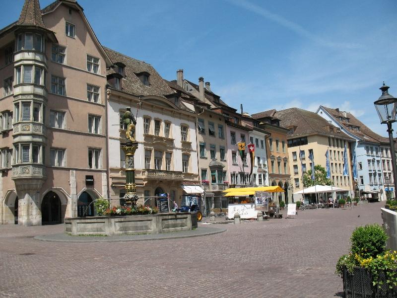 Моя Швейцария за 4 дня (и совсем чуть-чуть Франции) фото
