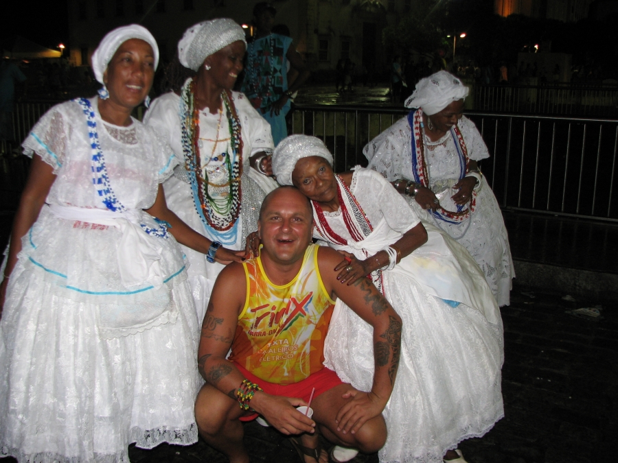 Карнавал в Сальвадоре