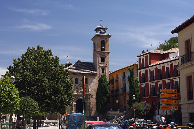Испания. Андалусия: Альмерия-Гранада-Ронда-Севилия-Херес