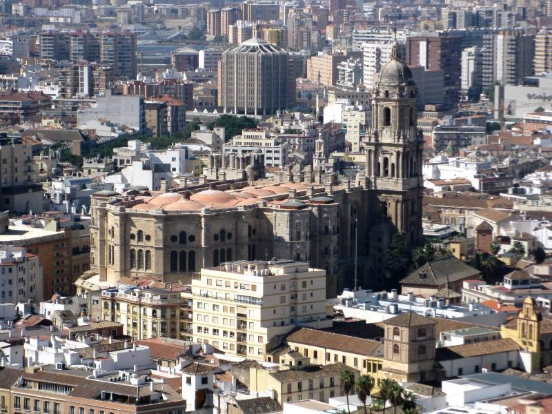 Прогулки по Андалусии (Малага, Ронда, Антекера)