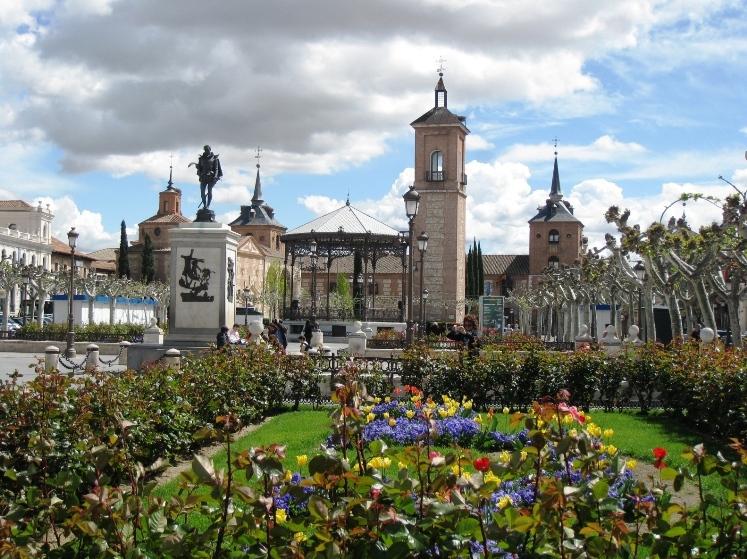 Уикенд близ Мадрида (Алькала де Энарес и Толедо)