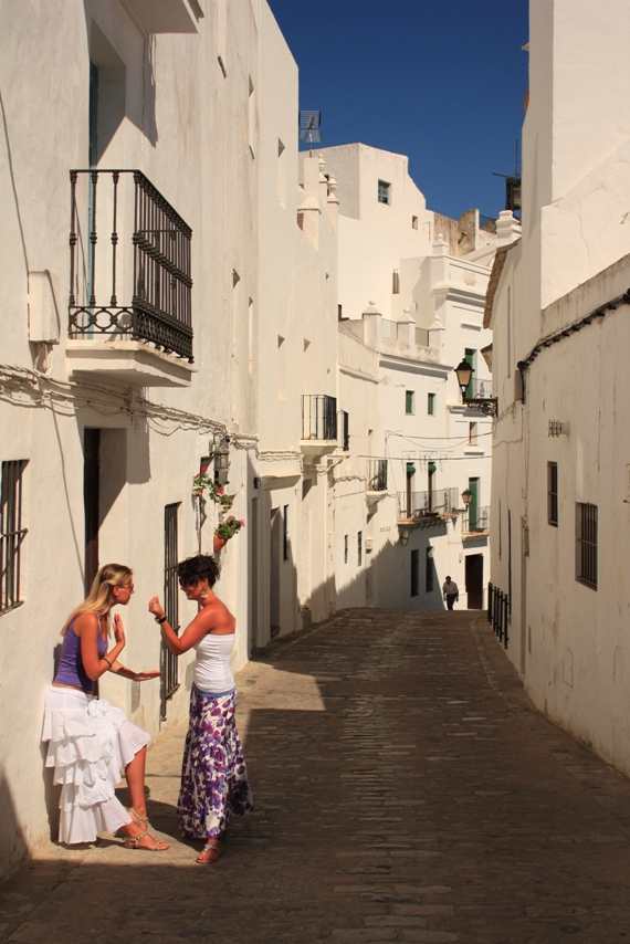 Коста де ла луз(Андалусия) + кое-что в Португалии